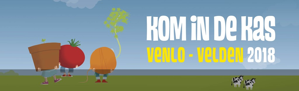 Kom in de Kas 2018 - Advertentie - Banner 1470 x 450